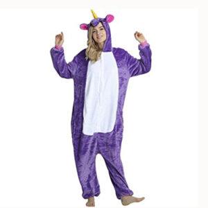 Pijamas kawaii, kigurumis, pijamas de unicornio