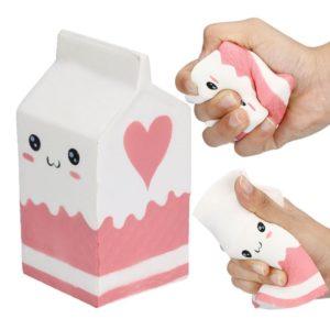 Caja de yogurt perfumado comida kawaii