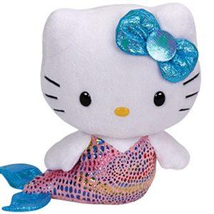Peluche hello kitty sirena kawaii