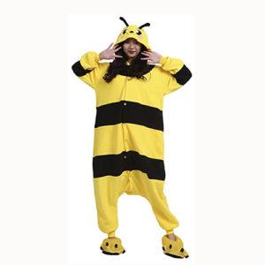 Pijama wakawaii abeja amarilla