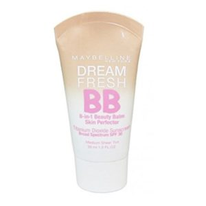 maquillaje kawaii Base bb cream