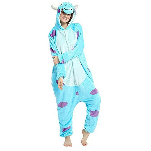 KIGURUMI ANIME DE MONSTER INC KAWAII