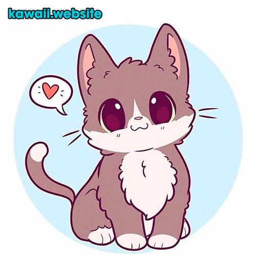 gatos-kawaii-tierno-animado