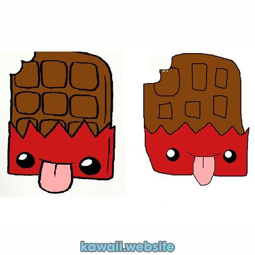 imagenes-de-chocolates-kawaii