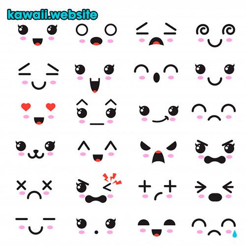 ojos-y-caritas-kawaii-para-dibujar-y-pintar
